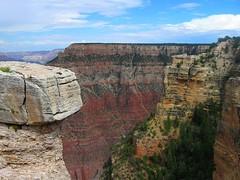 Grand canyon- another view (I Nair) Tags: arizona nature landscape grandcanyon coloradoriver limestone geology calcite weathering grandcanyonnationalpark sedimentaryrocks