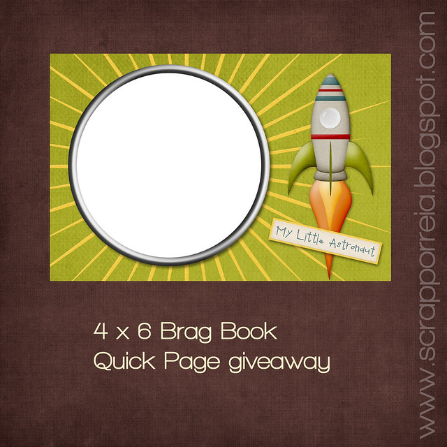Brag Book QP Giveaway preview