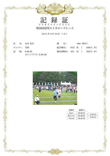 第28回富里スイカロードレース大会