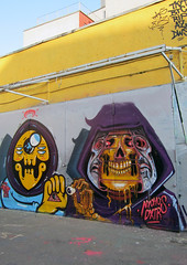 Nychos X Dxtr / Cologne (DXTR - The Weird) Tags: dark side cologne kln rem koeln tg skeletor dx bande nychos dxtr