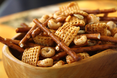 Chex Savory Snacktime Chex Mix