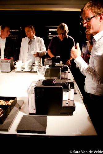 Nespresso Press Trip:: Factory Visit Delonghi-Nespresso
