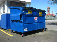 Allied Waste Services (Thrash 'N' Trash Prodcutions) Tags: oregon trash truck portland garbage republic disposal wm bin management trucks cans norcal waste cart refuse recycle recycling services sanitation carting toter allied recology