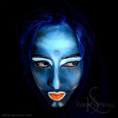 Faces Onricas 24 (Karin Schwarz | Karuska) Tags: face photo faces manipulation mito myth rosto mitos rostos oneiric onricas karuska