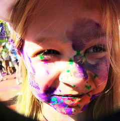 The Color Run (heathermariecarr) Tags: seattle 5k 2012 heathercarr thecolorrun