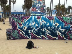Agroh Gnk Be:. (kik_da_beat) Tags: venice beach be 2012 agro gnk agroh