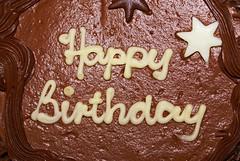 birthday cake (Leeber) Tags: birthday party cake sweet chocolate