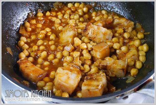茄汁鷹嘴豆燒豬肉11