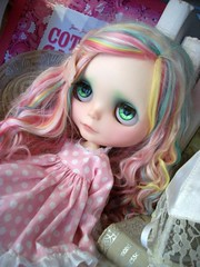 Pretty in pink......................................