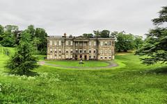 Calke Abbey (littlemisspurps) Tags: house abbey grass canon derbyshire national trust derby hdr calke sx240