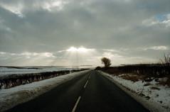 Yorkshire Dales England Winter Sun Rays Jan 1997 004 ok (photographer695) Tags: england sun jan yorkshire 1997 rays ok 003 dales