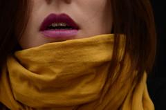 Salome (Debbie Lane) Tags: portrait argentina mujer nikon retrato rosario labios belleza pasion d5100