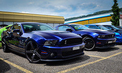 mustangs (D - 15 photography) Tags: cars coffee switzerland tuning aargau rothirst