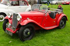 Singer 9 Le Mans (1935) (SG2012) Tags: auto classiccar automobile singer oldtimer oldcar autodepoca motorcar carphoto carpicture cocheclasico voitureclassique carphotograph carimage capesthornehallclassiccarshow alv549 25052014