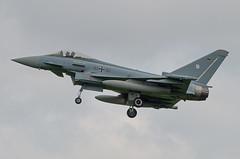 31+01 Eurofighter EF-2000 Typhoon (Disktoaster) Tags: plane aircraft aviation eurofighter flugzeug spotting ef2000 nörvenich etnn palnespotting