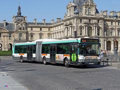 Irisbus Agora L - RATP n1769 (Pi Eye) Tags: paris bus renault autobus iledefrance agora ratp rvi irisbus stif gelenk agoral articul
