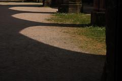 Licht und Schatten - Light And Shadow (gripspix) Tags: abbey germany deutschland ruin remains kloster allerheiligen badenwrttemberg klosterruine oppenau berreste 20140622