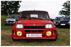 Renault 5 Turbo (Transaxle (alias Toprope)) Tags: auto red classic cars beauty car vintage nikon power antique 5 voiture renault turbo coche soul carros classics carro oldtimer motor autos veteran marcello macchina coches cinque veterans voitures toprope gandini cinq lecar renault5 r5 macchine d90 midship midengine supercinq rmr cinche midshipengine centralengine midshiprunabouts