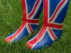 8/31 & 8/116 Rainwear (Alan Pope - away for awhile) Tags: rainwear 116picturesin2016 october2016 wellies boots