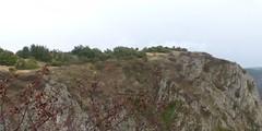 Oben auf dem Rotenfels