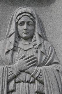 From http://www.flickr.com/photos/78428166@N00/5853963588/: Blessed Mother
