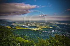002110 D 300 HDR (Massimo Marchina) Tags: italy landscape italia montagna hdr paesaggio treviso veneto massicciodelgrappamontetombatv stradatombagrappa tokinasd1224140ifdx cimapalontv