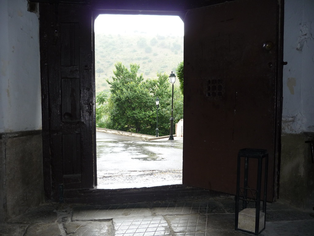 The Foyer of the Abbey of Sacromonte