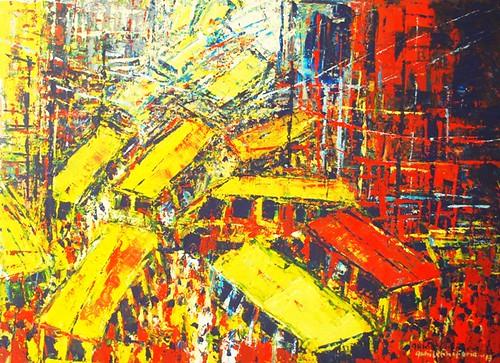 LAGOS  by AKHILE EHIFORIA