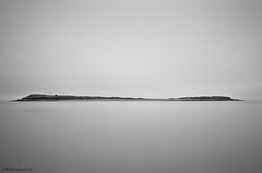 Sully Island (rich lewis) Tags: longexposure sea blackandwhite bw seascape monochrome mono coast coastal le islan sullyisland richlewis