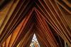 The vault - 2 (jmvnoos in Paris) Tags: paris france nikon pierre stainedglass explore vitrail 100views 400views 300views 200views jacques 92 chapelle pipeorgan vitraux orgues collège rueilmalmaison explored seeninexplore d700 chéret jmvnoos considère pierreconsidère jacquesavoinet avoinet passybuzenval