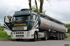 Volvo FH III KRALOWETZ (A) (magicv8m) Tags: transport trans lkw tir