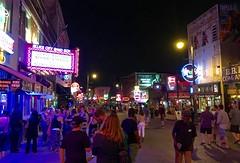 Beale Street, Memphis (Jamie Leonard) Tags: bealestreet memphis tennessee