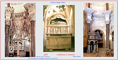 Autel de St Domnius   Cathdrale de Split (philippedaniele) Tags: vividstriking