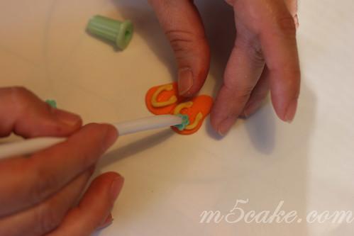 Luau cupcakes - 41