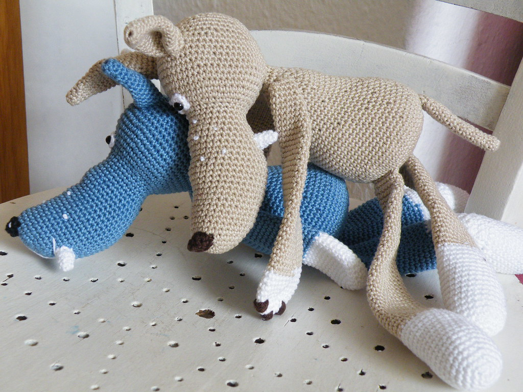 The World\'s Best Photos of amigurumi and wolf - Flickr Hive Mind