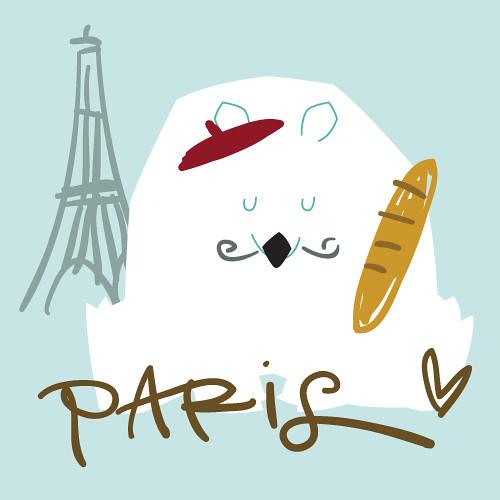 parisbear