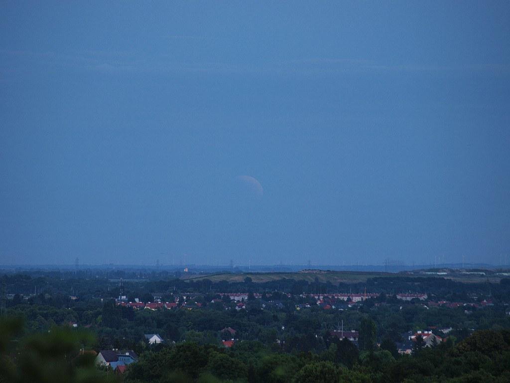 Mondfinsternis, 15.Jun.2011, 20:58 MESZ