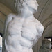 Michelangelo, Rebellious Slave torso from left