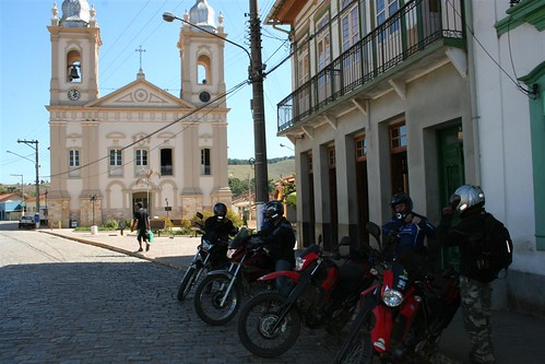 Mirantes Mototravel Weekend Trip: Arreias - SP - Brazil