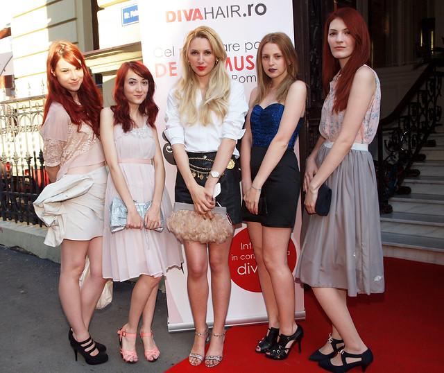 Oliviana (The Wonder Fashion) Evelina, Teo, Dana si Sandra x