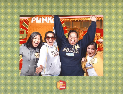 Representing UCLA @ The Price Is Right