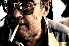 Ritratto (paolooliveri) Tags: portrait man cool nikon paolo cigarette merit smoker ritratto hdr oliveri artistico sigaretta signore fumatore d7000 chailert
