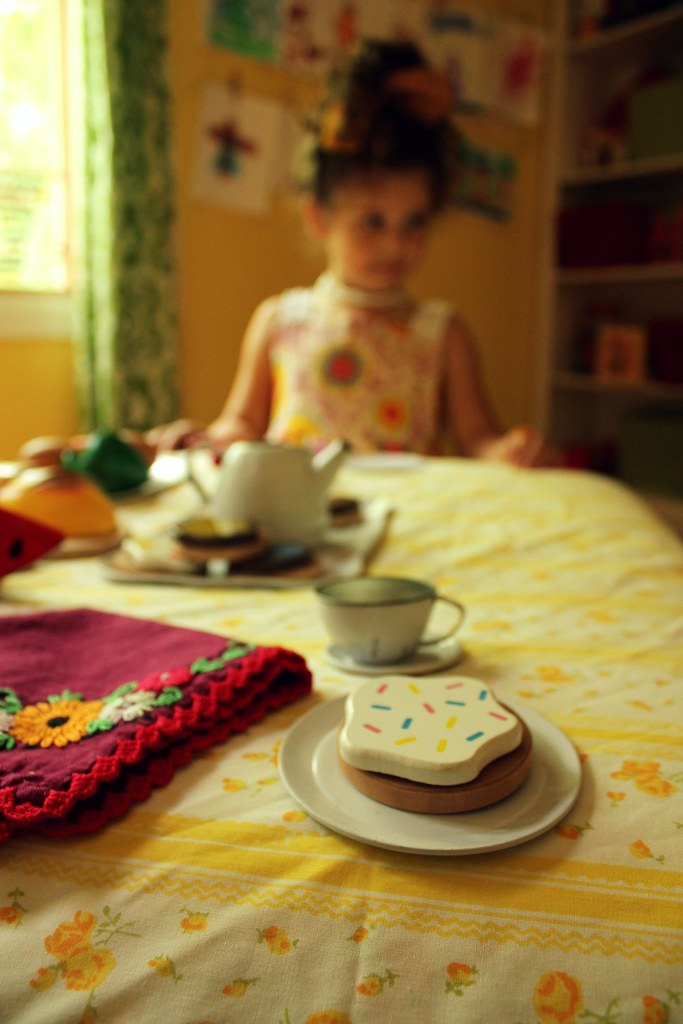 saturday morning tea
