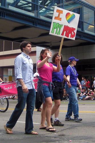 Pride Parade: PFLAG