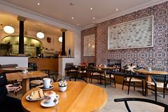 Damien Hurst cafe