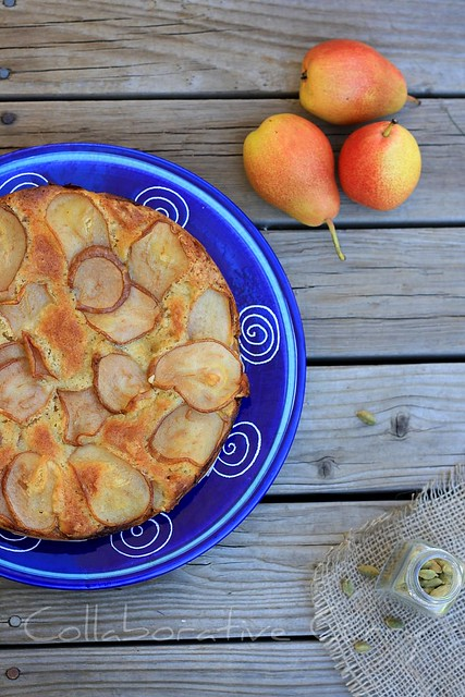 Forelle Pear Cake