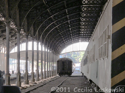 Tucuman Railway Station built by Andrew Handyside.