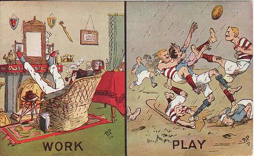 Work v. Play