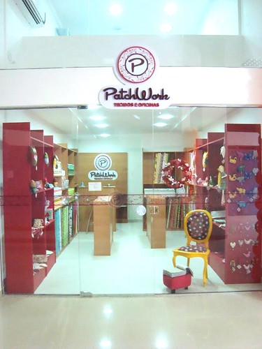 Inaugurada a loja Patchwork by Sonho de Moça