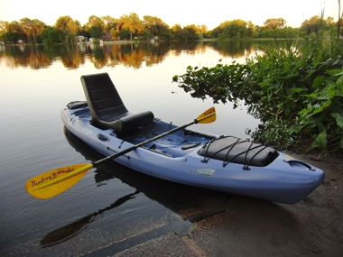380 Comfortable Kayak